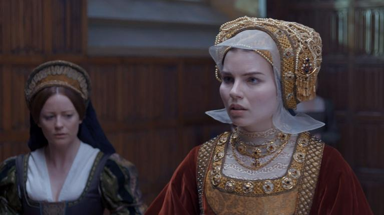 Secrets of the Six Wives: King Henry VIII Surprises Anne of Cleves