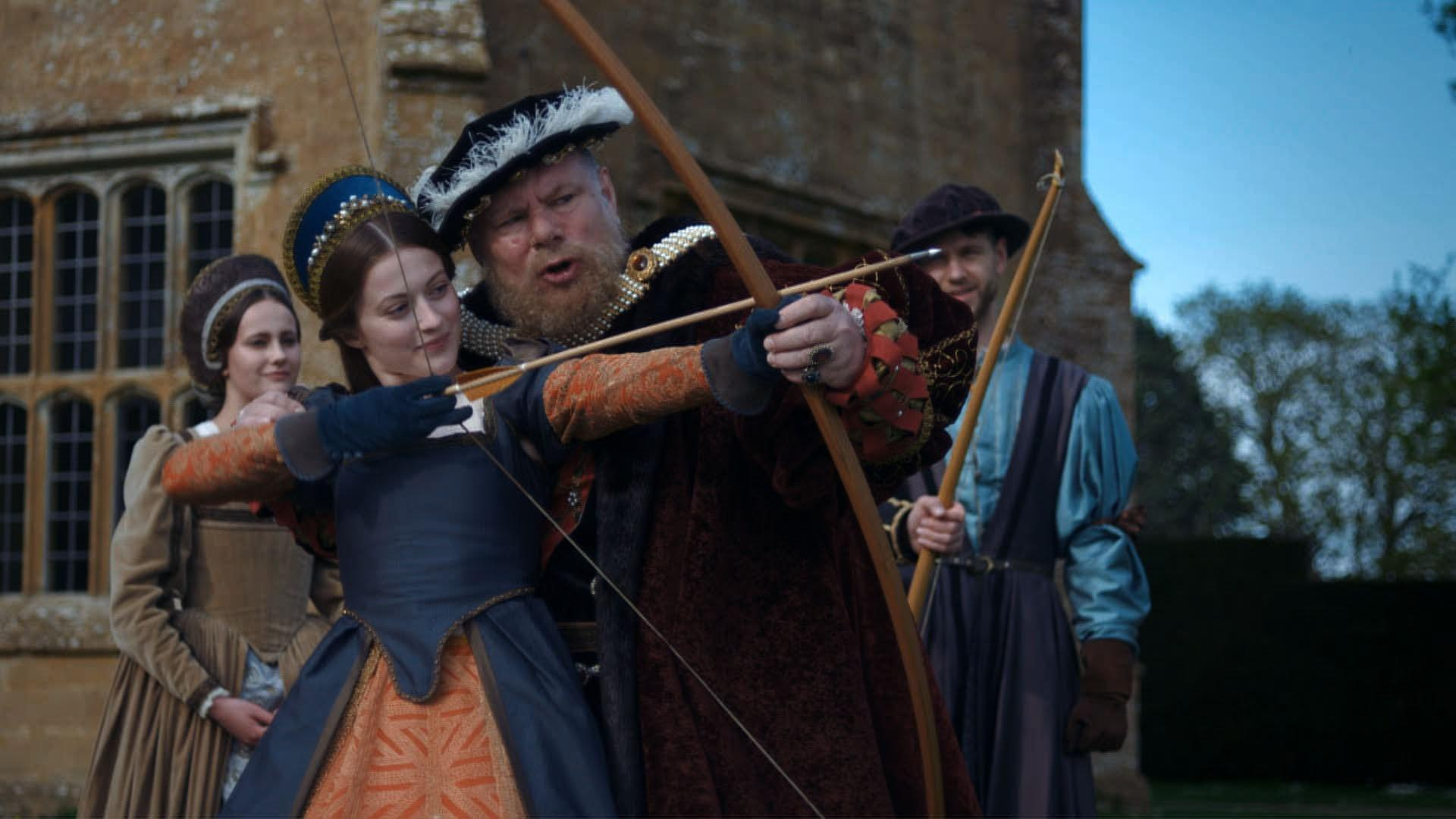 video henry viii is infatuated with catherine howard