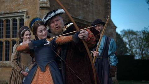 Secrets of the Six Wives -- Henry VIII is Infatuated with Catherine Howard
