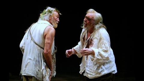 Shakespeare Uncovered -- King Lear with Christopher Plummer | Preview