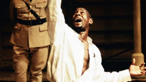 Shakespeare Uncovered -- David Harewood on the Racial Prejudice in Othello