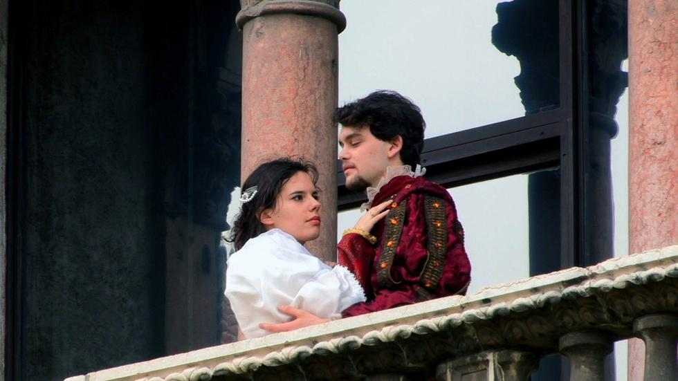 Romeo and Juliet with Joseph Fiennes image