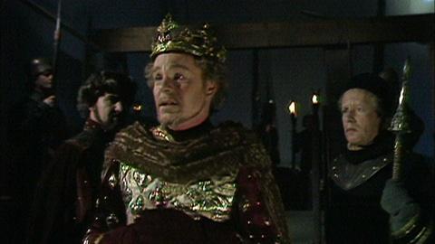Shakespeare Uncovered -- Richard II with Derek Jacobi