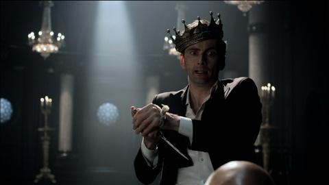 Shakespeare Uncovered -- Hamlet with David Tennant