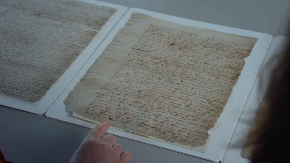 Shakespeare's Final Amendments to his Will image