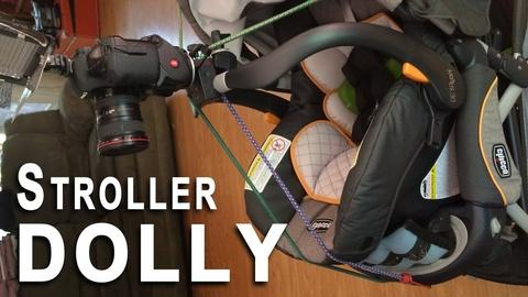 Shanks FX -- How to Turn a Stroller Into a Dolly