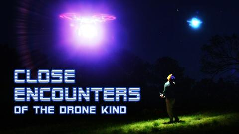 Shanks FX -- Close Encounters of the Drone Kind