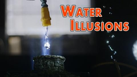 Shanks FX -- How to create Water Illusions