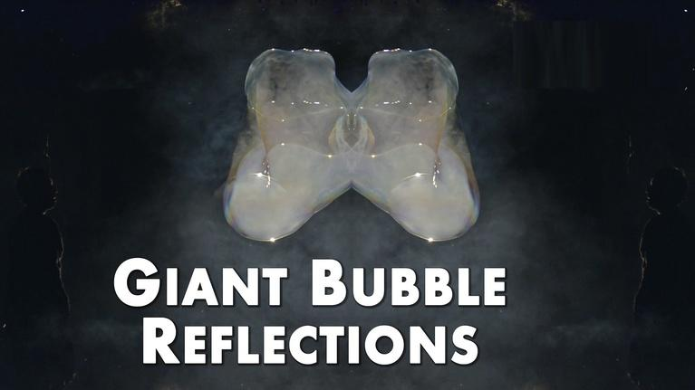 Shanks FX: Giant Bubble Reflections in HD