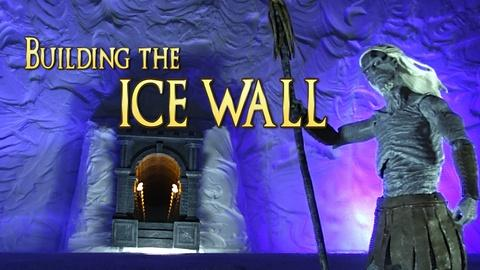 "Shanks FX -- DIY Game of Thrones ""Ice Wall"""