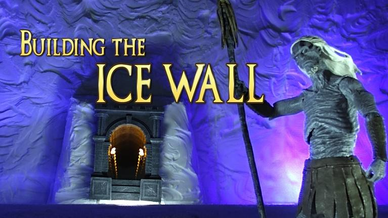 "Shanks FX: DIY Game of Thrones ""Ice Wall"""