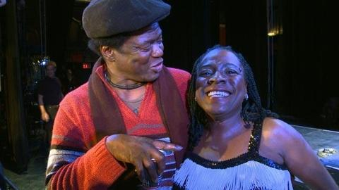 Sharon Jones Welcomes Charles Bradley