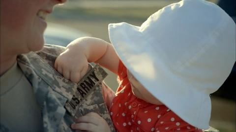 Stories of Service -- The Homefront | Military Families