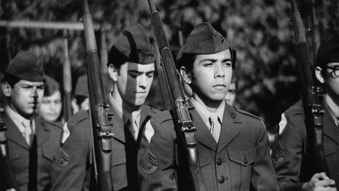 Stories of Service -- On Two Fronts: Latinos & Vietnam | Preview