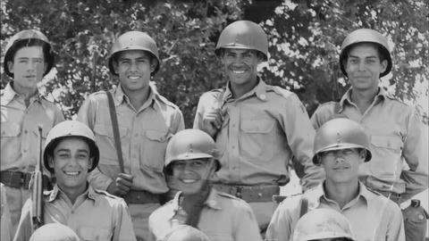 Stories of Service -- On Two Fronts: Latinos & Vietnam | Latinos in WWII