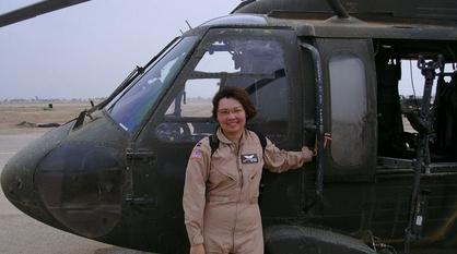Stories of Service -- Debt of Honor | Tammy Duckworth