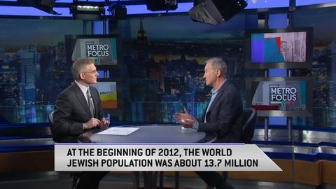 The Story of the Jews -- MetroFocus Interview with Simon Schama