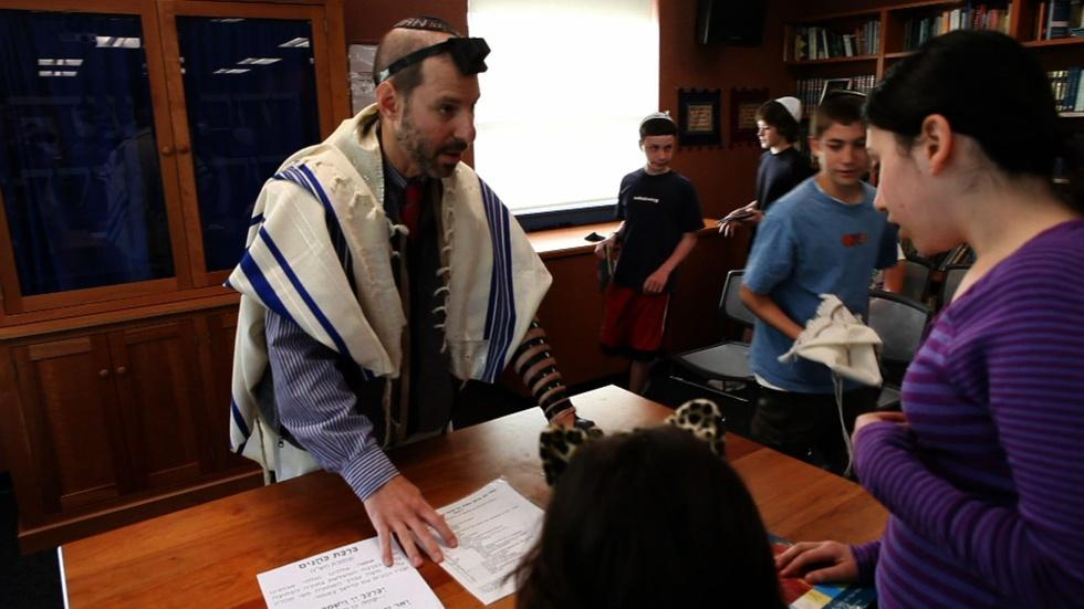 A Profile of: The Jewish Federations of North America image
