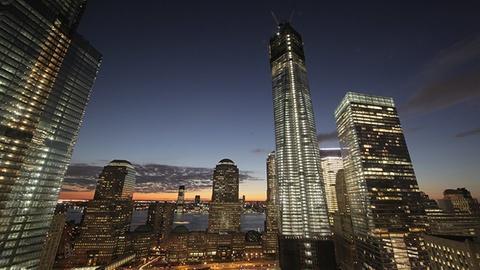 Super Skyscrapers -- One World Trade Center