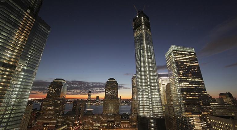 Super Skyscrapers: One World Trade Center