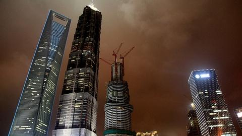 Super Skyscrapers -- The Vertical City