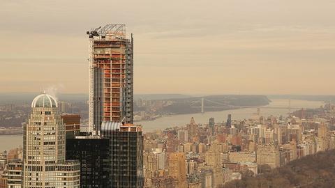 Super Skyscrapers -- The Billionaire Building
