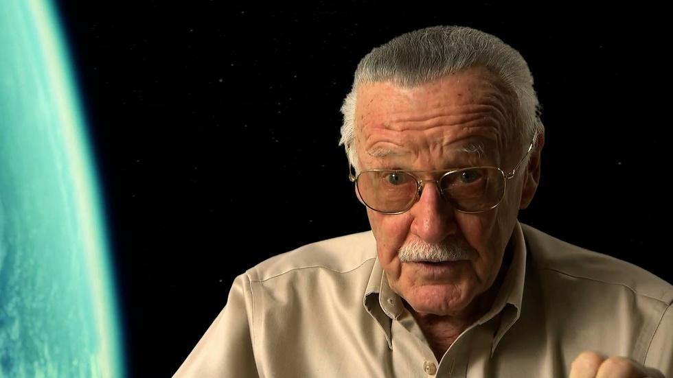 Stan Lee - 'Science' in the Comic Book World image