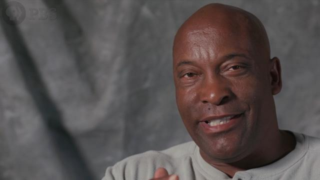 How John Singleton's 3-year-old son reacted to the police