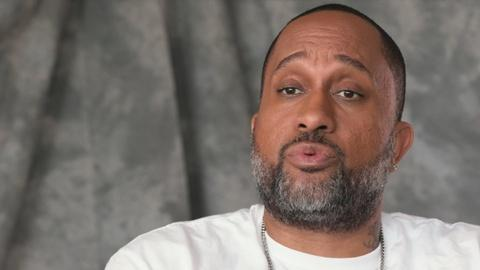The Talk – Race in America -- Kenya Barris talks to his young son about protests and anger