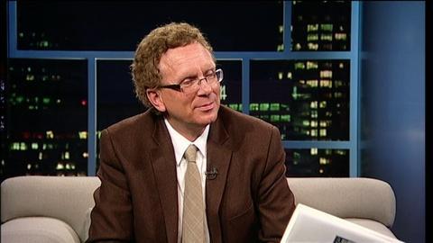 Tavis Smiley -- Political journalist John Nichols
