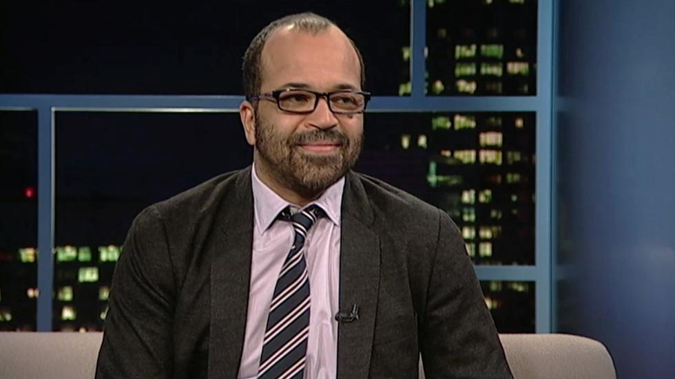 Award-winning actor Jeffrey Wright image