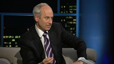 Tavis Smiley -- Harvard professor Michael Sandel