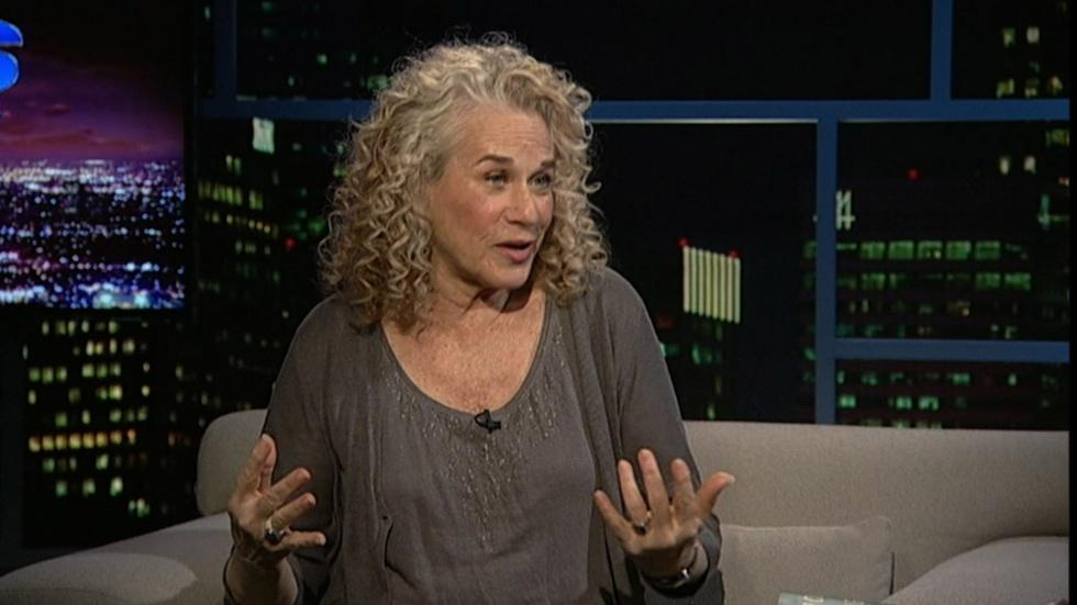 Singer-songwriter Carole King image