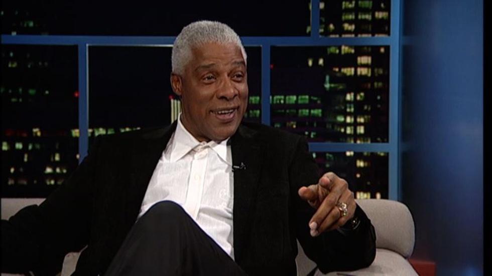 """NBA legend """"Dr. J"""" image"""