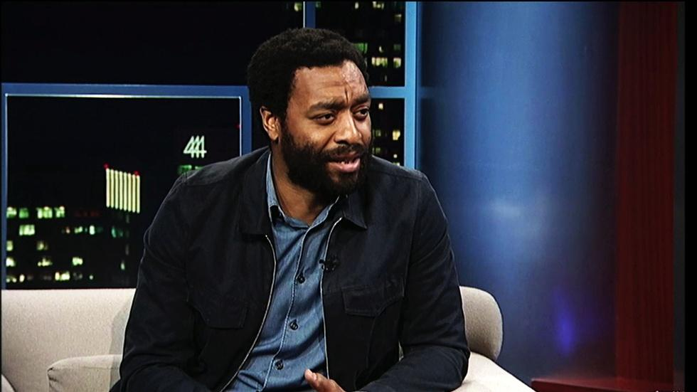 Actor Chiwetel Ejiofor image