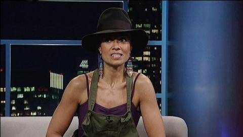 Tavis Smiley -- Singer-songwriter Amel Larrieux
