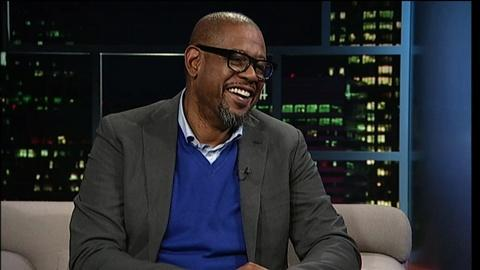 Tavis Smiley -- Actor-producer Forest Whitaker