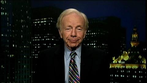 Tavis Smiley -- Former U.S. Senator Joseph Lieberman