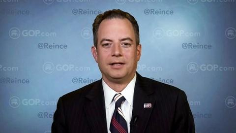 Tavis Smiley -- RNC chairman Reince Priebus