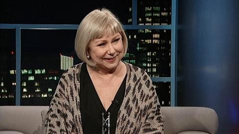 Tavis Smiley -- Broadcaster Cristina Saralegui