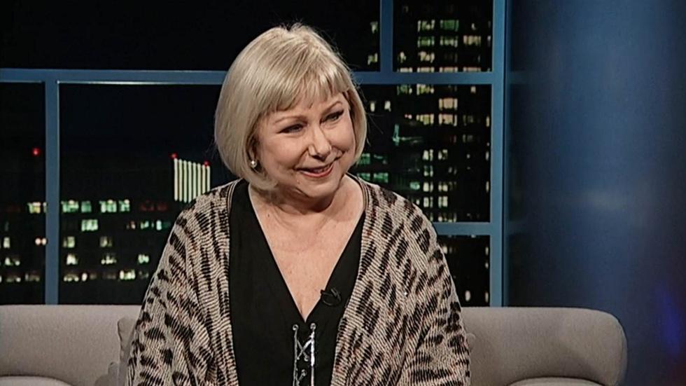 Broadcaster Cristina Saralegui image