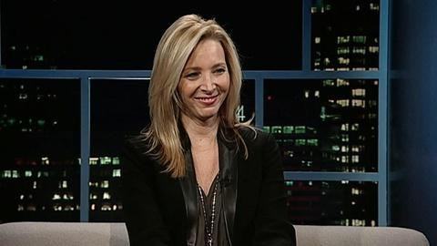 Tavis Smiley -- Actress-producer Lisa Kudrow