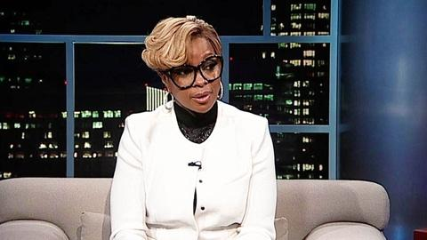 Tavis Smiley -- Singer-songwriter Mary J. Blige