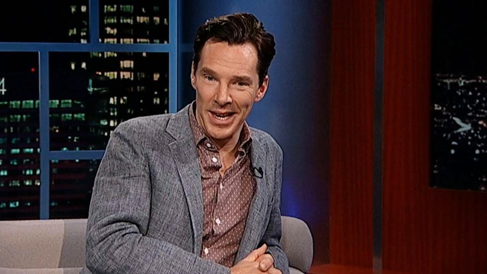 Actor Benedict Cumberbatch image