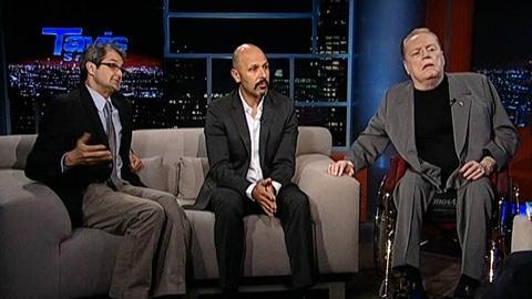 Tavis Smiley -- Free Speech Panel - Part 1