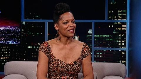 Tavis Smiley -- Singer-Playwright Nnenna Freelon