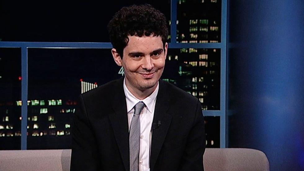 Writer-Director Damien Chazelle image