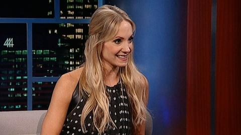 Tavis Smiley -- Actress Joanne Froggatt