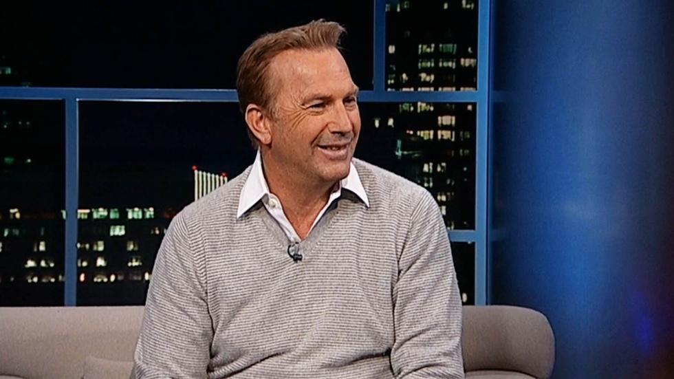 Actor Kevin Costner image
