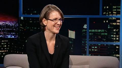 Tavis Smiley -- Journalist/Author Jill Leovy